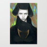 Beatrice Canvas Print