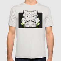 :: Black Holes And Revel… Mens Fitted Tee Silver SMALL