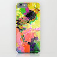 iPhone & iPod Case featuring Content Unaware III by YULIYAN ILEV