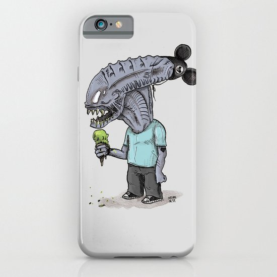 Happiest Space On Earth iPhone & iPod Case