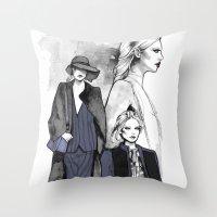 Lanvin Throw Pillow