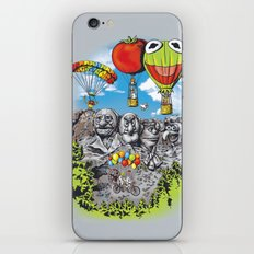 Epic Adventure iPhone & iPod Skin
