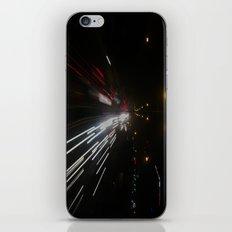 Fast Life iPhone & iPod Skin