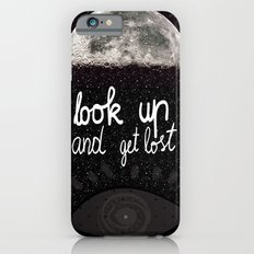 Look up and get lost  iPhone 6s Slim Case