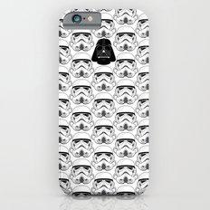 Stormtrooper pattern iPhone 6s Slim Case