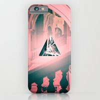logo iPhone & iPod Cases featuring logo by Adrianna Bykowska