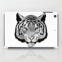 Tiger B&W iPad Case