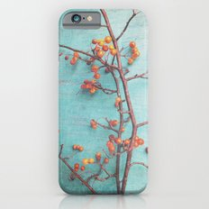 She Hung Her Dreams on Branches iPhone 6s Slim Case