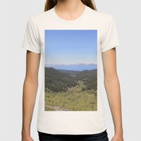 North Canyon Road Womens Fitted Tee Natural SMALL