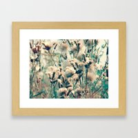 Swedish Spring Bloom Framed Art Print