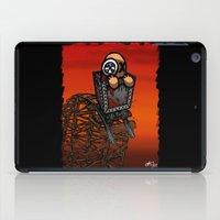 Le Parcours De La Mine iPad Case