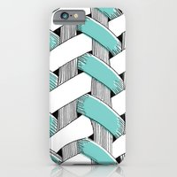 iPhone & iPod Case featuring Basket Weave by Jenny Wilkinson