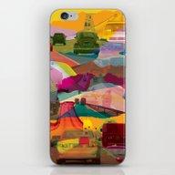 Infinity Road iPhone & iPod Skin