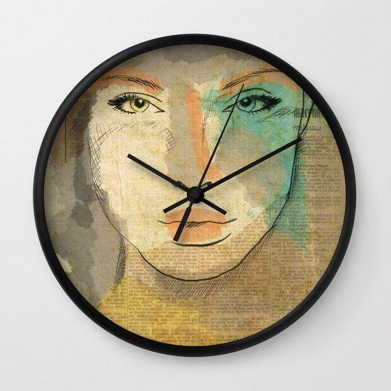 Agata Wall Clock
