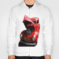 Hot Rod Red Hoody