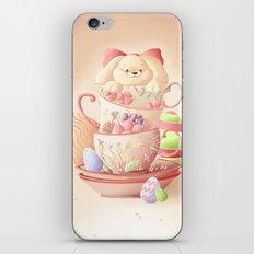 Teacup Bunny iPhone & iPod Skin