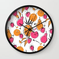 Fruit Punch  Wall Clock
