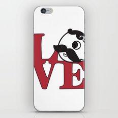 Love Natty Boh iPhone & iPod Skin