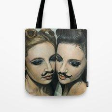 The Vanishing Twin Tote Bag