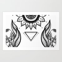 Forty Eight Art Print
