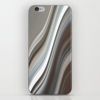 Abstract Wave  iPhone & iPod Skin