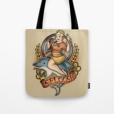 Sploosh! Tote Bag