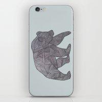Bear. iPhone & iPod Skin
