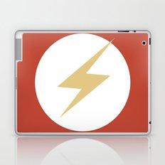 The Flash Vector Logo Laptop & iPad Skin