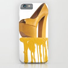 Dripping Yellow Shoe iPhone 6 Slim Case