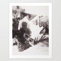 Hindsight Art Print