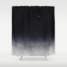 After We Die Shower Curtain