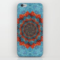 Blossoming Woe iPhone & iPod Skin