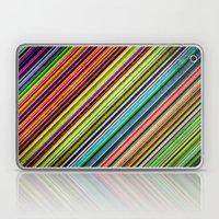 Stripes II Laptop & iPad Skin