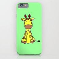 Little Giraffe iPhone 6 Slim Case