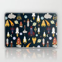 Rockets Laptop & iPad Skin