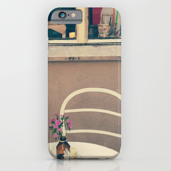 A little corner - vintage retro photography - still life  iPhone & iPod Case
