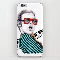 Vintage Elton - Analog Z… iPhone & iPod Skin