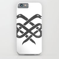 iPhone & iPod Case featuring The Infinity by ridwanafid