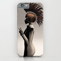 iPhone & iPod Case featuring Some Peace by ByrneDarkly