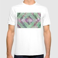 BETH #2 Mens Fitted Tee White SMALL