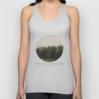 Dark Forest Unisex Tank Top