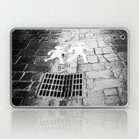 Crosswalk, Brittany, France Laptop & iPad Skin