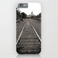 Railroad Tracks iPhone 6 Slim Case