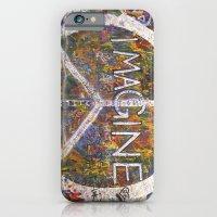 Imagine - Lennon Wall iPhone 6 Slim Case
