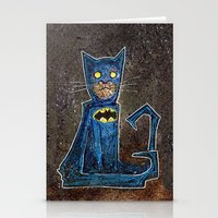 Catman  Stationery Cards