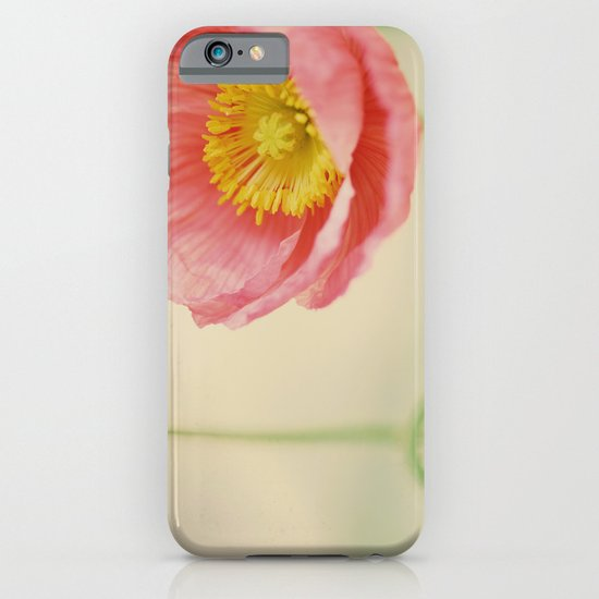Pale Pink iPhone & iPod Case