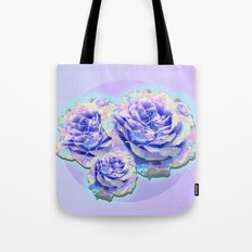 cyber_flowerz Tote Bag