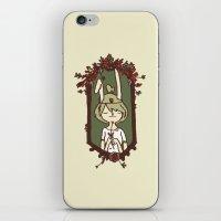 Bunny Bride iPhone & iPod Skin