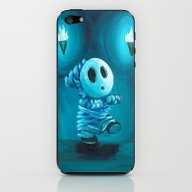 Mummy Shyguy iPhone & iPod Skin