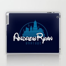 Andrew Ryan - Rapture Laptop & iPad Skin